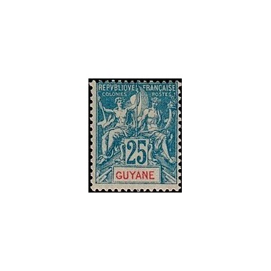 Guyane N° 046 N *