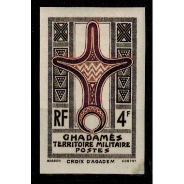 Ghadames N° 001 Non Dentelé