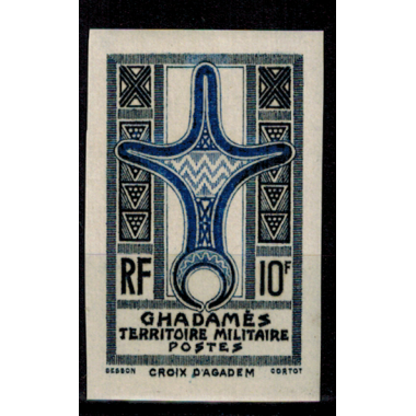 Ghadames N° 004 Non Dentelé