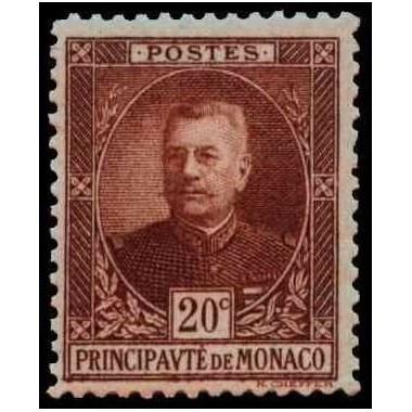 Monaco N° 0067 N *