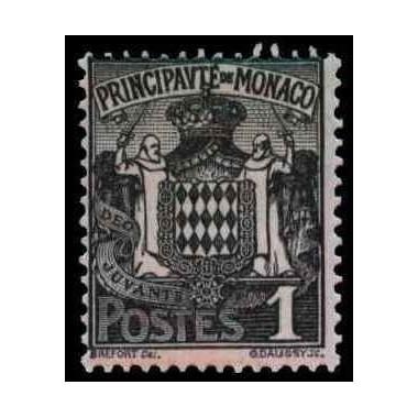 Monaco N° 0073 N *