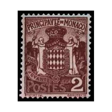 Monaco N° 0074 N *