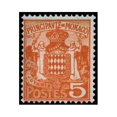 Monaco N° 0075 N *