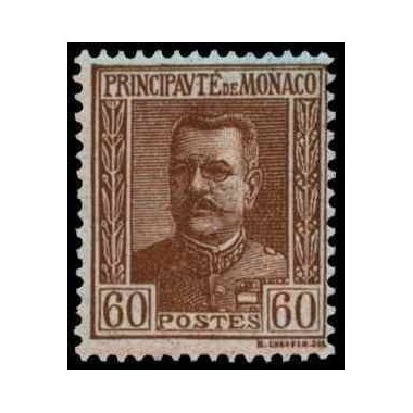 Monaco N° 0088 N *