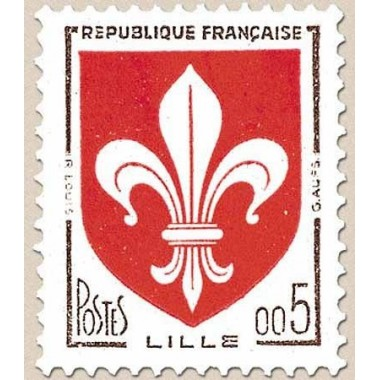 FR N° 1230 Oblit