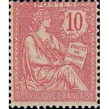 FR N° 124 Neuf **