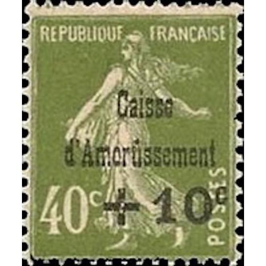 France N° 0275 Neuf **