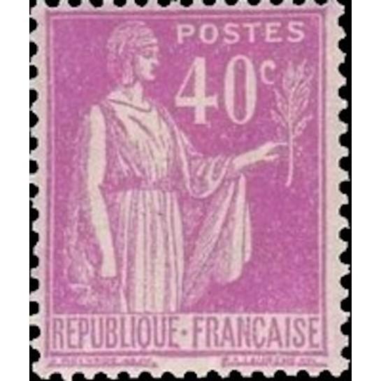 FR N° 0281 Neuf Luxe de 1932-37