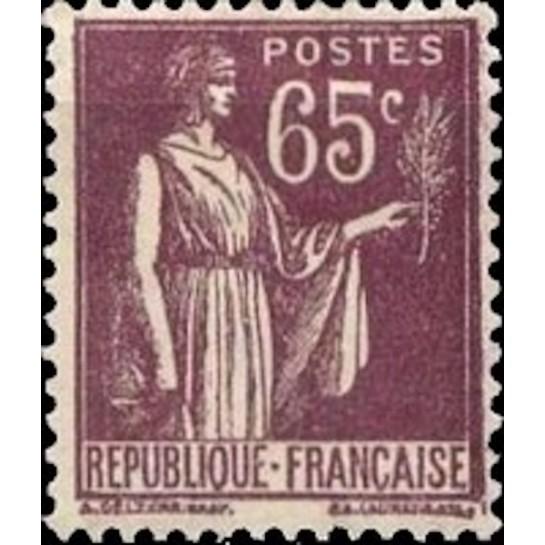 FR N° 0284 Neuf Luxe de 1932-37