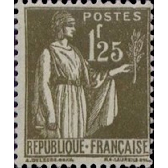 FR N° 0287 Neuf Luxe de 1932-37