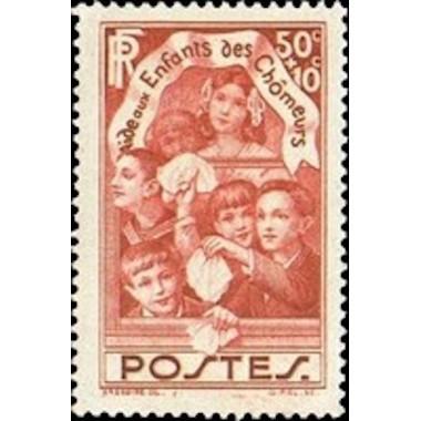 FR N° 0312 Neuf Luxe de 1936