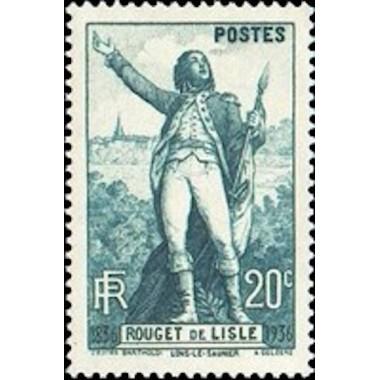 FR N° 0314 Neuf Luxe de 1936