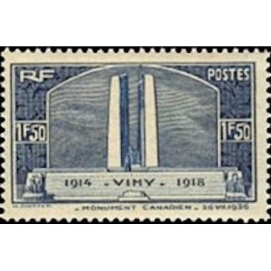 FR N° 0317 Neuf Luxe de 1936