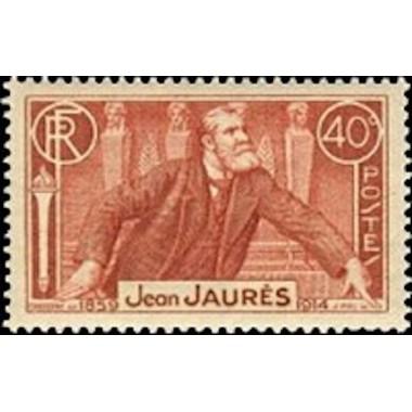 FR N° 0318 Neuf Luxe de 1936