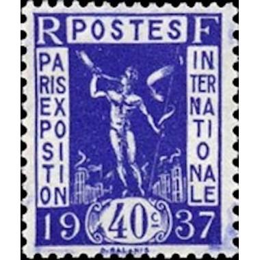 France N° 0324 Neuf **