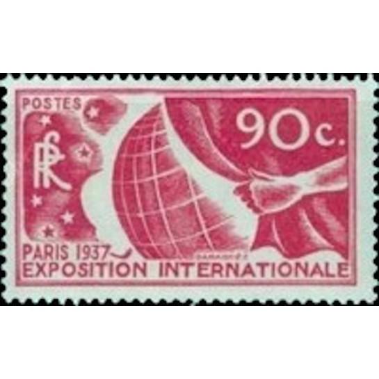 FR N° 0326 Neuf Luxe de 1936