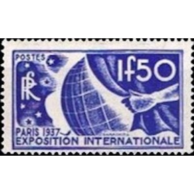 FR N° 0327 Neuf Luxe de 1936