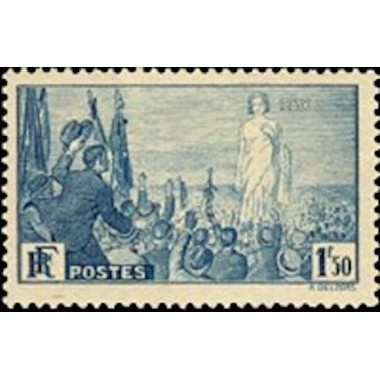 France N° 0328 Neuf **