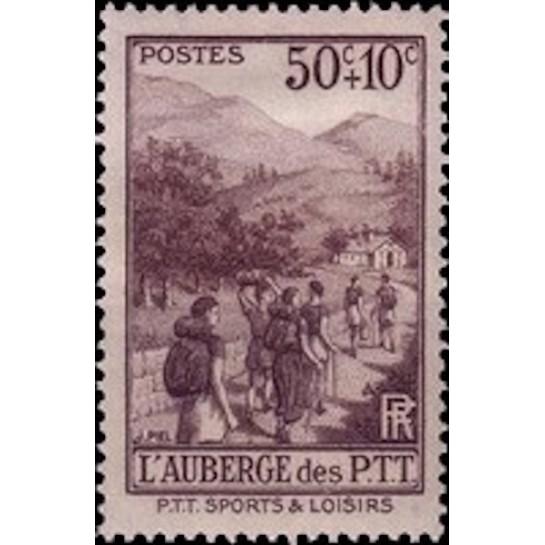 FR N° 0347 Neuf Luxe de 1937