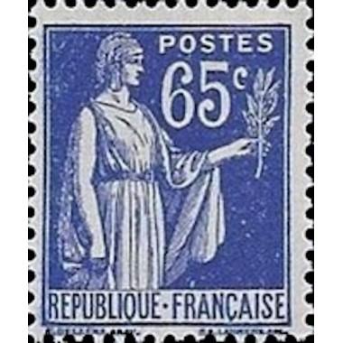 FR N° 0365 Neuf Luxe de 1937
