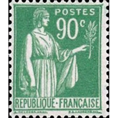FR N° 0367 Neuf Luxe de 1937