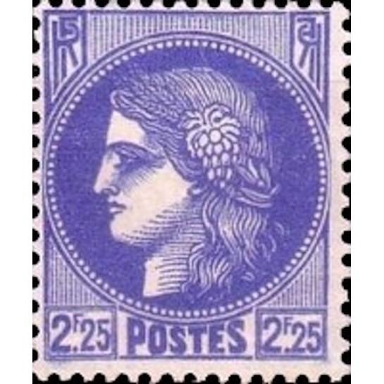 FR N° 0374 Neuf Luxe de 1938