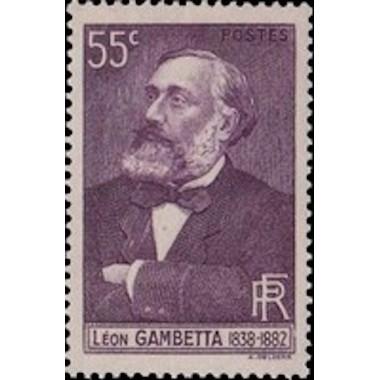 FR N° 0378 Neuf Luxe de 1938