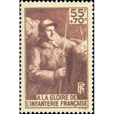 FR N° 0386 Neuf Luxe de 1938