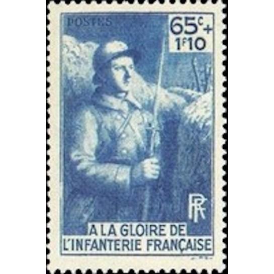 FR N° 0387 Neuf Luxe de 1938