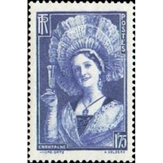 FR N° 0388 Neuf Luxe de 1938