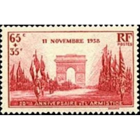 FR N° 0403 Neuf Luxe de 1938