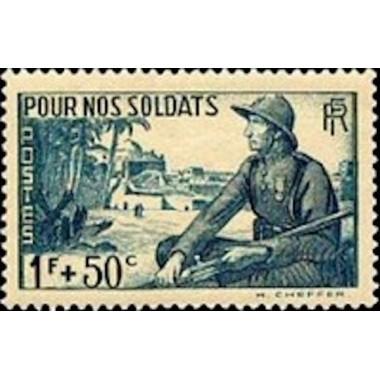 FR N° 0452 Neuf Luxe de 1940