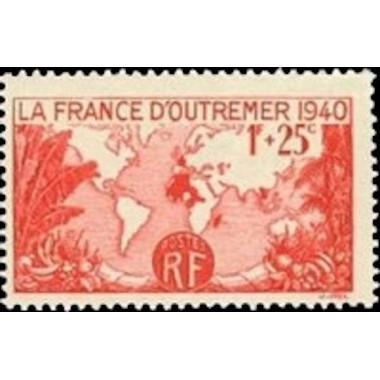FR N° 0453 Neuf Luxe de 1940