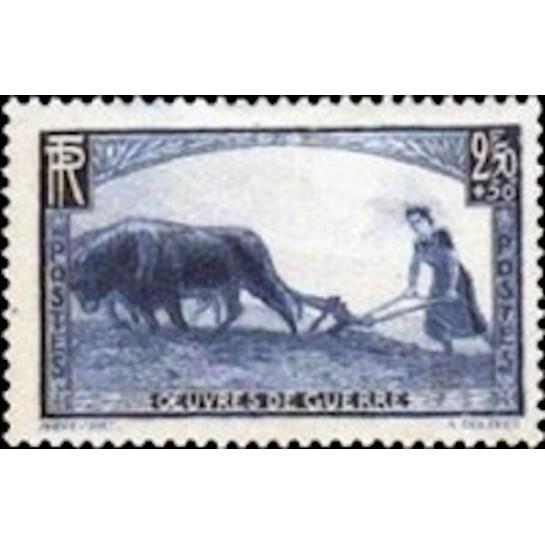 FR N° 0457 Neuf Luxe de 1940