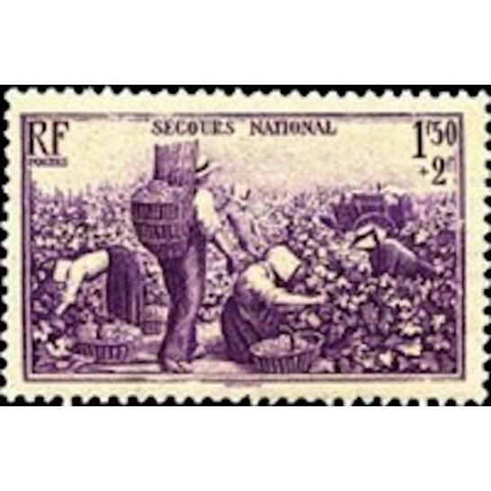 FR N° 0468 Neuf Luxe de 1940