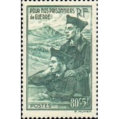 FR N° 0474 Neuf Luxe de 1941
