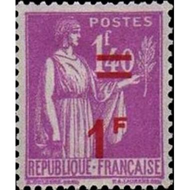 FR N° 0484 Neuf Luxe de 1941