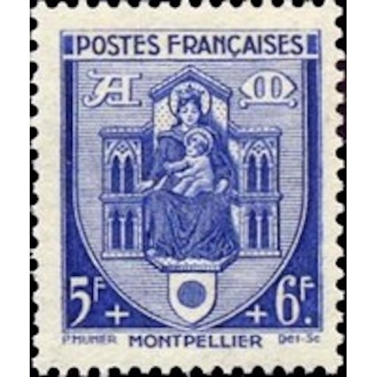 FR N° 0536 Neuf Luxe de 1941