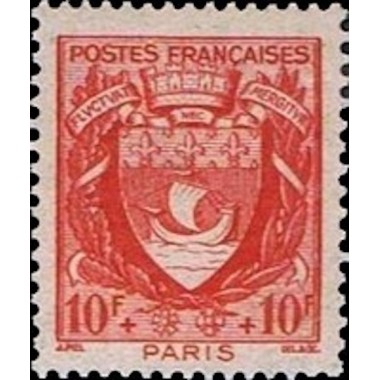 FR N° 0537 Neuf Luxe de 1941