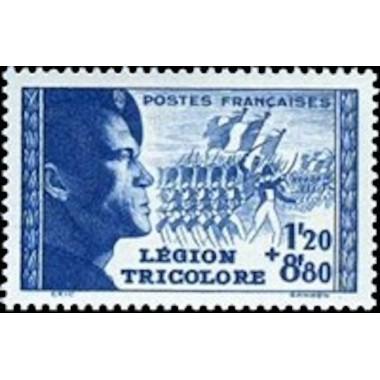 FR N° 0565 Neuf Luxe de 1942