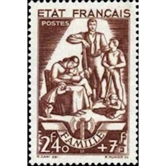 France N° 0578 Neuf **