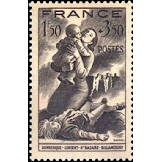 France N° 0584 Neuf **