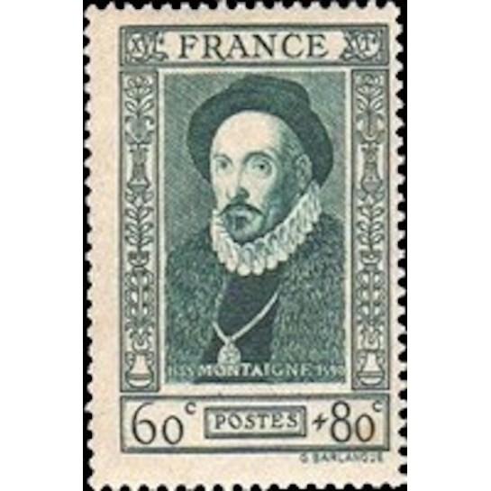 FR N° 0587 Neuf Luxe de 1943