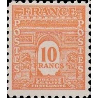 France N° 0629 Neuf **