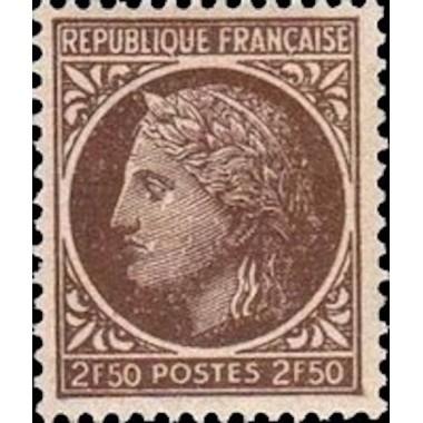 FR N° 0681 Neuf **