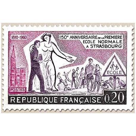 FR N° 1254 Neuf Luxe de 1960