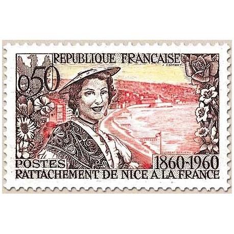 FR N° 1247 Neuf Luxe de 1960