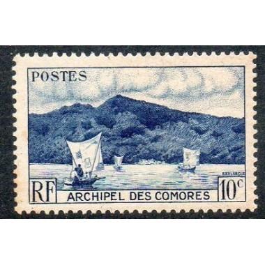 Comores N ° 001 N *