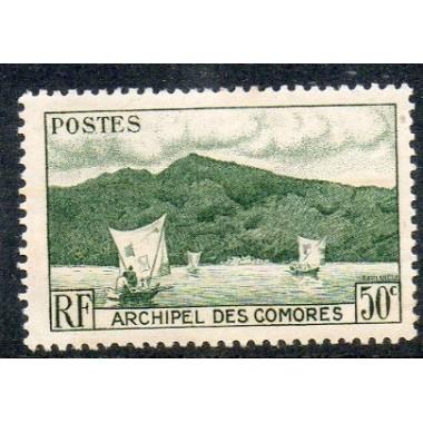 Comores N ° 002 N *