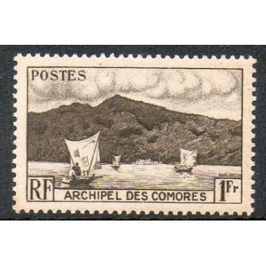Comores N ° 003 N *